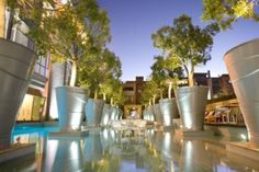 In Melrose Arch Johannesburg this trendy hotel is mi from the city center. African Pride Melrose Arch Autograph Collection Johannesburg South Africa D:Melrose R:Gauteng hotel Hotels Arch Hotel, Hotel Pool, Hotel Spa, Bed And Breakfast, Pride Hotel, Melrose Arch, Hotel Boutique, Africa Travel, Hotel Deals