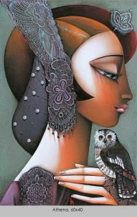 Ira Tsantekidou- Visages