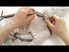 Vogue Knitting, Fingerless Gloves, Arm Warmers, Crochet Bikini, Crochet Patterns, Stitches, Ali, Videos, Fashion