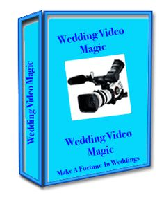 Wedding Videography Discover How to Start your own Wedding Video Business with Master Resale Rights + eCover + Bonuses + Sales Website 6 Pack Abs Workout, Magic Video, Heres To You, Business Video, Wedding Videos, Wedding Book, Romance Books, Great Books