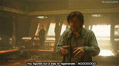 Doctor Strange - Gag reel