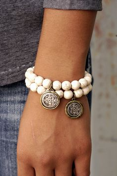 Medal of St. Benedict Bracelet from Page 6 Boutique