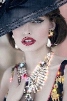 Transform Your Looks With This Advice Fantasy Women, Fantasy Girl, Pictures Images, Pretty Pictures, Beautiful Gif, Beautiful Women, Amazing Gifs, Cool Animations, Diamond Art