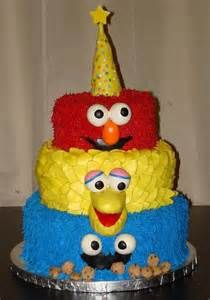 Image detail for -SweetThings: Sesame Street Cake n' Cupcakes