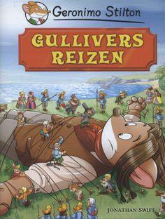 Wie kent niet dit beroemde boek van Jonathan Swift? De Londense scheeparts Gulliver droomt van verre reizen maken. Maar al op zijn eerste reis vergaat zijn schip en spoelt hij aan op het eiland Lilliput. Hier blijken alleen maar piepkleine knagertjes te wonen! Ze vinden Gulliver eerst maar raar, maar als ze eenmaal aan hem gewend zijn beleven ze samen fantastische avonturen. Dat smaakt naar meer! En daarom gaat Gulliver weer op reis en komt hij op veel bijzondere plekken terecht...