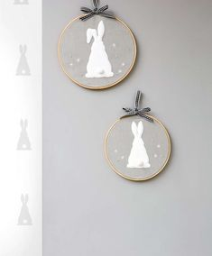 Embriodery Pictures (Pack of Two) - Welcome to the World - Nursery Accessories - Mamas & Papas
