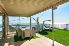 112 Camarque - Umdloti Beach, North Coast, KZN See more on https://www.wheretostay.co.za/112-camarque-self-catering-apartment-accommodation-umdloti-beach  Exquisite 4 bed, 3 bath seaside apartment on the beach front - 5 minute drive to the airport. Breathtaking views, fantastic location within walking distance to restaurants and tidal pool. This unique apartment is newly renovated with luxurious features and fully equipped with 3 large curved tv's, steam shower, jacuzzi bath, large private…