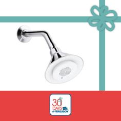 Do You Have A Music Maven On Your Holiday Ping List If So Should Consider Gifting Them The Kohler Moxie Bluetooth Showerhead