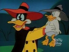 Darkwing Duck - 01x38 Disguise the Limit