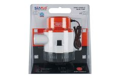 SEAFLO 3000 GPH Ignition Protection Non-automatic bilge pumps for Marine RV Boats
