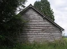 waney edged boards - Google Search Wood Cladding Exterior, Larch Cladding, Cedar Siding, Wood Siding, Log Cabin Exterior, Timber Ceiling, Mountain Cottage, Cottage Renovation, Timber Deck