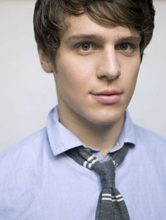 jonathan groff... much better without the glee hair