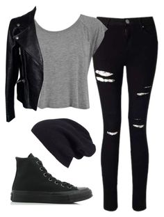 """""""Untitled #749"""" by angelbabyblondi on Polyvore featuring Miss Selfridge, Alexander McQueen, Converse and Halogen"""