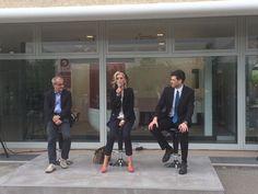 Inaugurazione #QuintaStrada 12/04/2014 con Paola Marella.