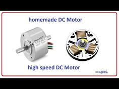How To Upgrade Dc Motor Speed Up To 10x Youtube Motor Speed Motor Electronic Parts