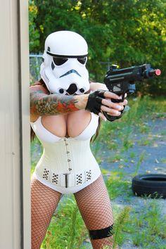 Star Wars Stormtrooper Funny | Star Wars Sexy Storm Trooper