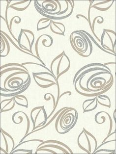 wallpaperstogo.com WTG-123453 York Contemporary Wallpaper