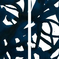 Malta Abstract Diptych