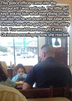 Just Good People, Doing Good Things - 13 Pics