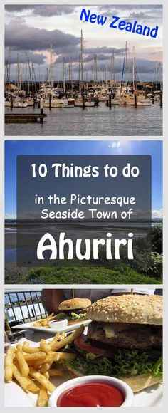 Boutique shopping, vibrant nightlife, waterfront dinning, beach boardwalk and safe swimming areas make Ahuriri a popular destination for tourists.