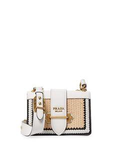 adf804be0e77 Leather Weave Shoulder Bag by Prada at Gilt Women's Oxfords, Shoulder Bag,  Purses,
