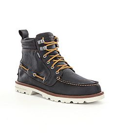 Sperry Authentic Original Mens Waterproof Boots #Dillards