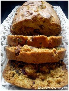 Cake anglais aux fruits confits - A l'orée des douceurs