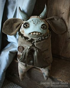 Pip by Amanda Louise Spayd Not even sorry for pinning lots of these creatures