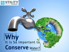 Why It Is So Important to Conserve Water?   If you save water today, it means you will have water available in the future for recreational purposes, as well. For more water conservation tips, you can use Severn Trent contact number and speak directly to their customer care advisors.