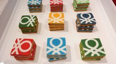 @Becky Nielson Colors of Benetton biscuits :)