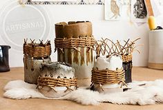 Tracy Wilkinson @ TW Workshop ceramic and baskets