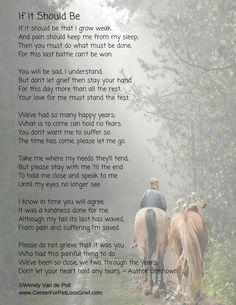 poema sobre la pérdida de mascotas, si fuera así: un maravilloso * haustier-verlust-gedicht, wenn es sein sollte - ein wunderbares Horse Poems, Pet Poems, Horse Riding Quotes, Pet Loss Quotes, Inspirational Horse Quotes, Pet Loss Grief, Equestrian Quotes, Equine Quotes, Equestrian Problems