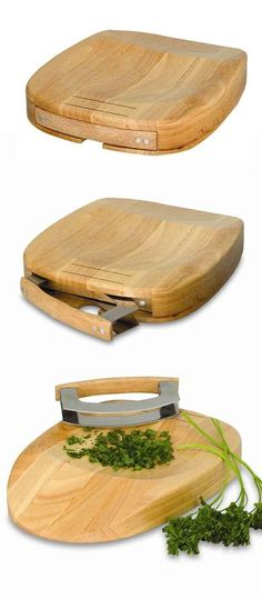 The Herb Chop Block, $25 | 28 Practical Yet Clever Gifts That Are Anything But Lame