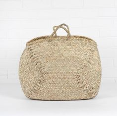 'seville' oval basket via violet and percy. Click on the image to see more!