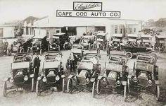 Studebaker dealer depot avenue.