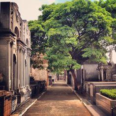 Quarta Parada Cemetery, Sao Paulo - Brazil