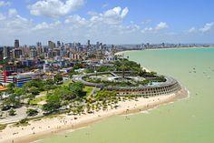 Praia de Tambaú, João Pessoa (PB)