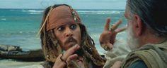 """Jack Sparrow ainda não está cansado e volta no quinto filme de Piratas do Caribe: """"Dead Men Tell No Tales"""" 7♥"""