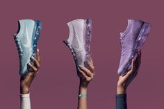 """Nike """"Day to Night"""" Women's Air VaporMax Flyknit Collection"""