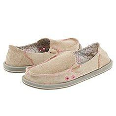 Sanuk Donna Hemp- I wonder if these look better on?