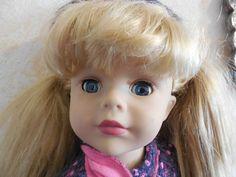 """2007  18"""" Blonde Madame Alexander Dolls  #Doll"""