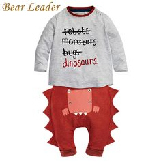 Baby Clothing SetWinter Baby Clothes Infant Clothes Letter T-shirt Pants 2pcs bron Clothes $17.26 => Save up to 60% and Free Shipping => Order Now! #fashion #woman #shop #diy www.bbaby.net/...