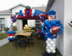 Fotball decoration