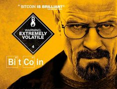#Bitcoin is going to be explosive but brilliant | Bitcoin meme Breaking Bad