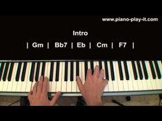 Bohemian Rhapsody Piano Tutorial Queen Freddie Mercury - YouTube