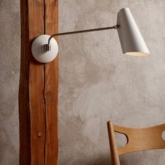 Birdy by Northern Lighting is a table, wall and floor lamp series designed in in a modernist style. Birdy is available in off-white or black. Shop Lighting, Interior Lighting, Lighting Design, Wall Reading Lights, Wall Lights, Wall Lamps, Long Lamp, Desk Lamp, Table Lamp