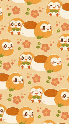 Cute Pokemon Wallpaper, Cute Cartoon Wallpapers, Animes Wallpapers, Cute Wallpaper Backgrounds, Disney Wallpaper, Poke Pokemon, Pokemon Pins, Pokemon Fan Art, All Pokemon