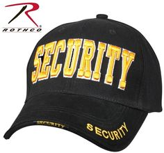 c31c1c4d9c1 Security Guard Officer Gold Black Uniform Patrol Baseball Duty Hat Cap  Rothco  fashion  clothing  shoes  accessories  mensaccessories  hats (ebay  link)