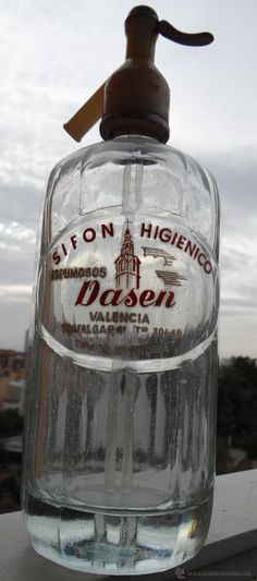 ESPUMOSOS DASEN.  SIFON HIGIENICO.  VALENCIA.  estalcon@gmail.com