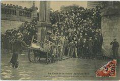 Flooding in Paris, 1910